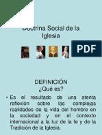 Doctrina Social de La