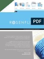 Rosenflex Brochure