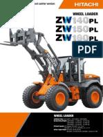 HItachi wheel loader