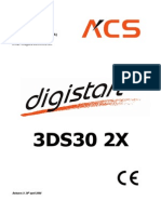 Soft Start ACS Digistart 3DS30 Manual