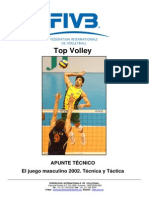 Fivb Top Volley 2011 Spa