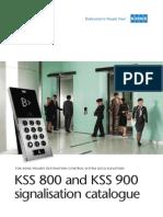 KONE Polaris 800_900 Signalisation