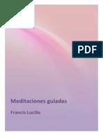 Meditaciones Guiadas Francis Lucille