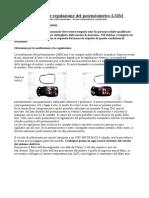 Procedura Di Sostituzione Potenziometro LMM