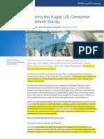 Mc Kinsey Survey -America the Frugal US Consumer Sentiment