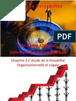 Etude de Faisabilité Ch 3