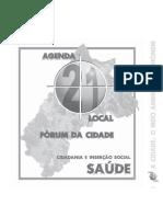 Agenda 21 de Ribeirão Pires - parte 2