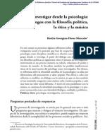 Diálogos Filosofía, ética y música.