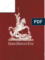 Good Defeats Evil