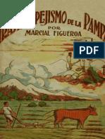 Chile, Tas el Espejismo de la Pampa, 1931
