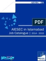 AIESEC in Islamabad Job Catalogue  2014-2015 QIII (1).pdf