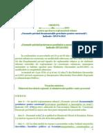 Normativ Privind Proiectarea Geotehnică a Ancorajelor În Teren, Indicativ Np 114-2013
