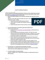 Epocrates Med Student Program FAQs 2013_FINAL_V2