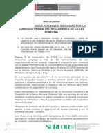 NdP Bagua Congrega a Pueblos Indígenas Por La Consulta Previa 08.11