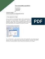 Crear Proyecto BPEL Oracle SOA 10