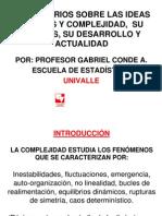 Comentarios Sobre El Caos Sistemas Dinamicos e Inestabilidad_CONDE