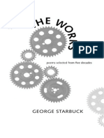Starbuck, George - The Works, Poems Selected From Five Decades