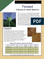 Pns Flaxseed