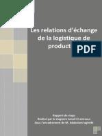 Rapport de Stage Logistique Ismail (1)