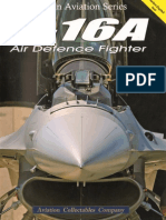 F16A Air Defence Fighter