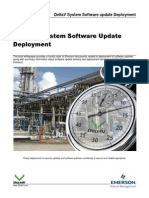 WP DeltaV Software Update Deployment