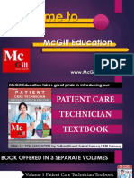 Patient Care Technician Textbook PDF ISBN 978-1495107993