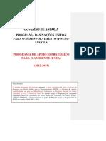 PRODOC - Environment - PAEA- Portuguese