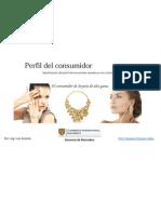 Luis_Arevalo - Perfil del consumidor (Joyeria de Alta gama)