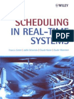 (E-book) Scheduling in Real-Time Systems