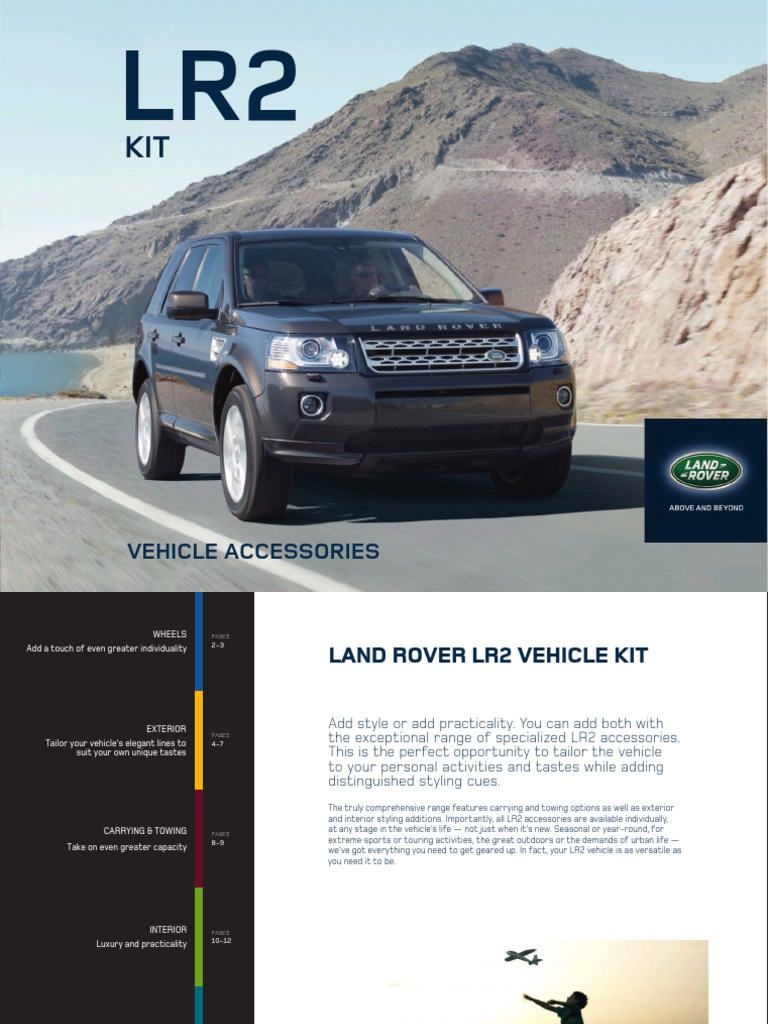 freelander landrover on rover range accessories news takes startech land and