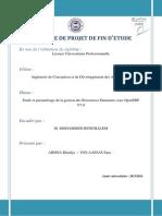 gestion des Ressources Humaines sous OpenERP V7.0