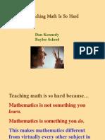 Math So Hard Redux