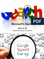 Microsoft's Search
