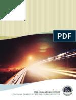 2013-2014 LTRC Annual Report