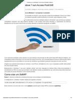 Transforme o seu Windows 7 num Access Point Wifi.pdf