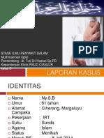 LAPORAN KASUS1