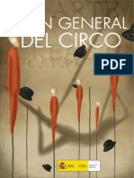 Plan General Del Circo - ESPAÑA