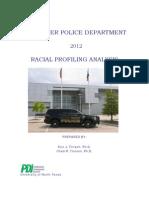 113218_2012Report LPD Racial Profiling