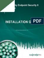 Kes8.0 Linuxwks Installation En