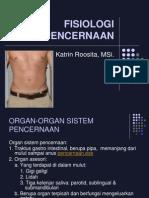 Fisiologi Pencernaan