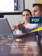 Treasury Mangement Systems 2013 by EY