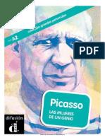 Corpa, Laura - Las Mujeres de Picasso