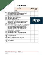 checklist fail.doc