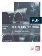 Ductile Iron Pipes Design 1