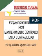 Por Que Implementar El RCM