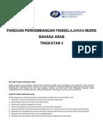 PPPM Bahasa Arab Tingkatan 3