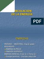 Circulación de La Energía