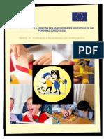 ATENCIÓN DE LAS NECESIDADES EDUCATIVAS DE LAS PERSONAS SORDOCIEGAS
