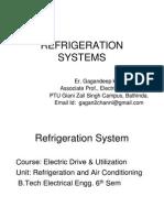 Refrigeration system.ppt