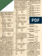 SBI PO Exam 21-06-2014 Question Paper